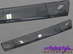 Carbon Bonnet Guard Fiesta 03-05-0