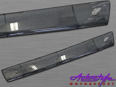 Carbon Bonnet Guard Fiesta 03-05-0