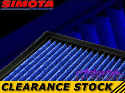 Flat Pad Air Filter suitable to fit Vw Mk2 2.0 8valve
