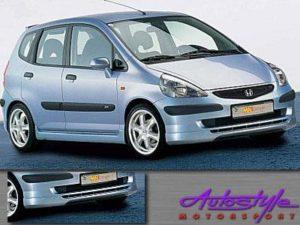 Honda Jazz Front Spoiler-0