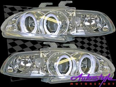 Honda Luxline Angel Eyes