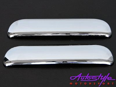Raider Chrome Door Handle Covers