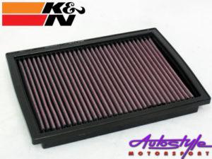 K&N S36/S46 Flat Pad Filter-0