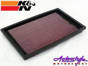 K&N Nissan Navara 2.5L-0