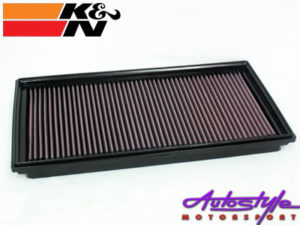K&N 33-2128 Filter for VW Golf 4/Beetle,Audi A3/TT 96-04-0