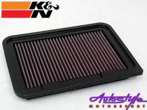 K&N Airfilter Toyota Yaris 1.3-0