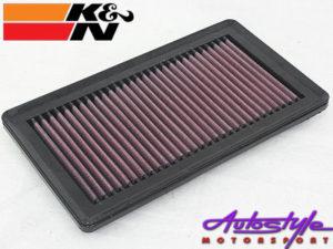 K&N Nissan QashQai/Tida Flat Filter-0