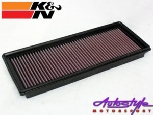 K&N 33-2865 for VW G5/G6/SCIROCCO/GTI, Audi A3/Q3 1.4/1.6/1.8/2.0 Pet/Die-0