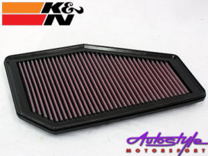 Honda Civic 2010 K&N Performance Flat Filter-0