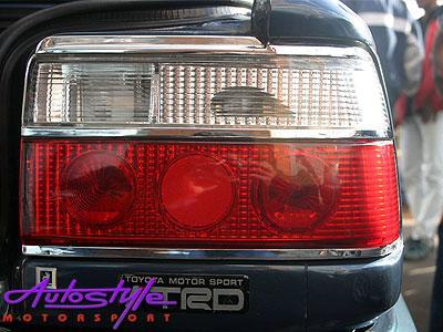 E8E9 Corolla Diamond Tailights