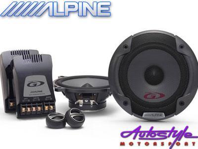 Alpine 5″ 250w Split System