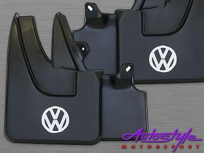 VW Golf 2 Mudflaps, front & rear-0