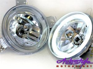 G1 Spotlights with Neon Angel Eye Ring-0