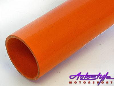 Silicon Straight 76mm - 1metre