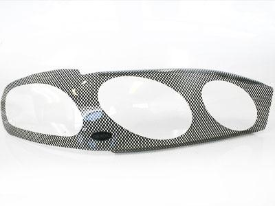 Carbon Headlight Shields to fit Toyota Camry 93-97-0