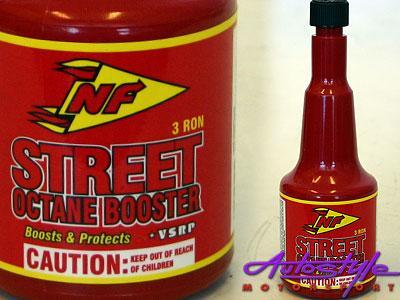 NF High Octane Street Boost Red Bottle