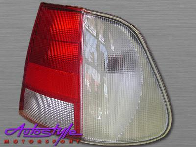 Polo classic Semi Cear T/Lamp (Pair) -0