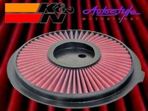 K&N Flat Pad Air Filter for Toyota 1300 carb-0