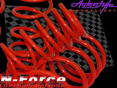 N-Force Lowering Kit Corsa LDV - 40mm-0