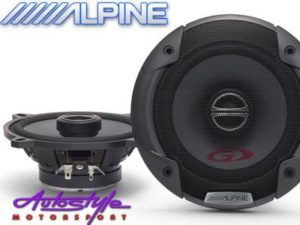 "Alpine SPG-13C2 5"" 2way 200w Speakers-0"