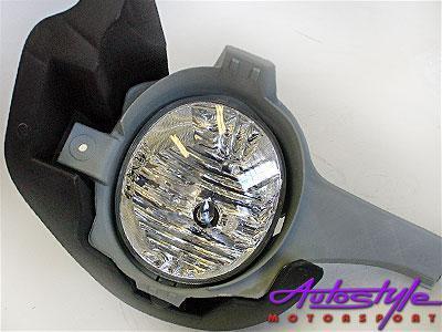 Hilux 2005+ Fog Lamp + Harness