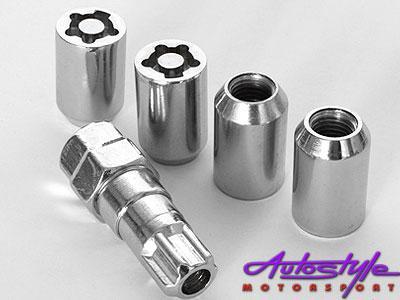 Evo 12 X 1.5 Tuner Locknut Set