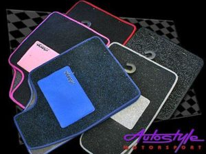 Mat Autostyle Blk-0