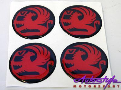 Wheel Decal Stickers for Vauxhaul (set of 4)