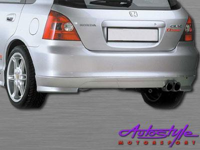 Honda Civic R/A MS Design (Plastic)