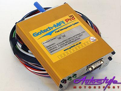 Go Tech MFI Pro ECU System
