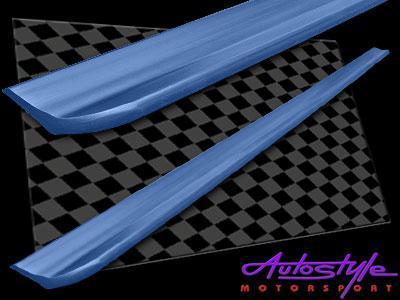 Suitable for E46 Flat Lip Plastic Bootspoiler