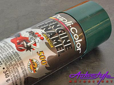 Duplicolor Engine Enamel Racing Green