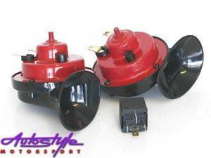 Eco Tech Dual Horn Hooter-0