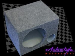 10' Single Bandbass Subwoofer Enclosure-0