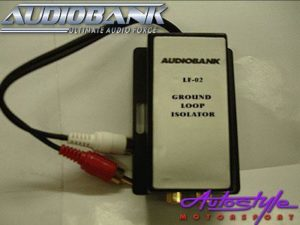 Audiobank Ground Loop Isolator-0