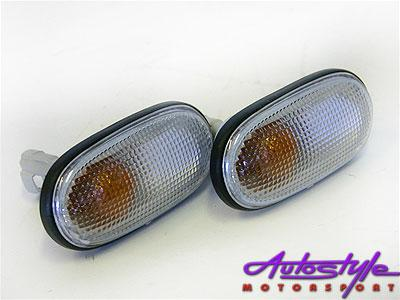 Toyota Tazz New Clear Side Indicators