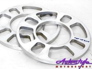 Evo 6mm Wheel Spacer (Pair)-0