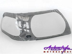 Toyota Condor Carbon Headlight Guards up to2003-0