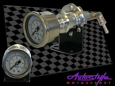 autogauge fuel press regulator
