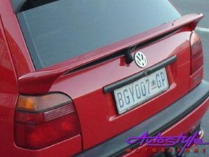 VW Golf Mk3 Lower Roofspoiler