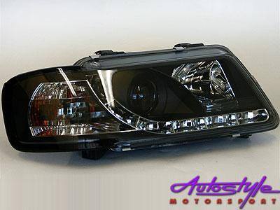 Audi A3 DRL Smoke Headlight 96-00-0