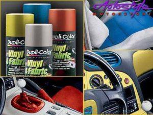 DUPLICOLOR vinyl paint Blue-0