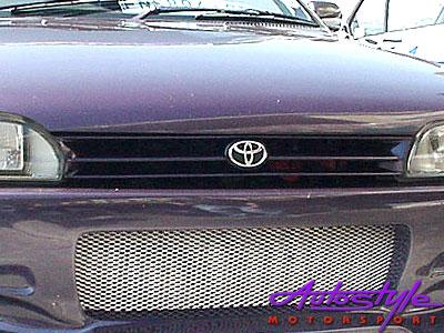 Toyota E8E9 Replacement Plastic Grille '94 to '98
