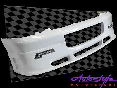 Astra 91 - 98 Front Bumper With DRL