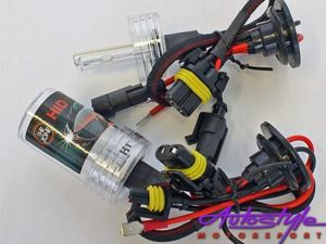 Hid Xenon H7 Globes Only-0