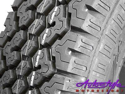 Dunlop Trakgrip 215R15C Tyres-0