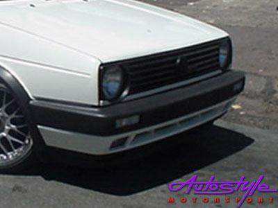 VW Golf MK2 Replacement Single Light Grille