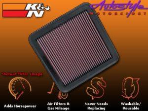 K&N Airfilter for Isuzu KB350-0
