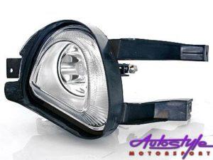 Corsa Front Bumper Foglights-0