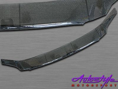 Ford Ranger 03-06/Mazda BT Carbon Bonnet Shield
